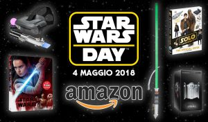 star wars day offerte amazon