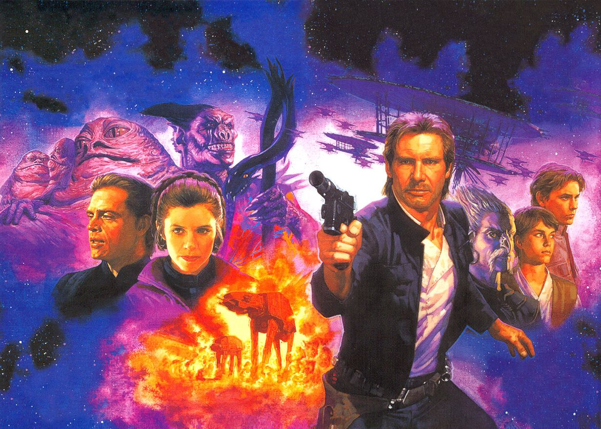 NJO Agents of Chaos II Jedi Eclipse cover JAP