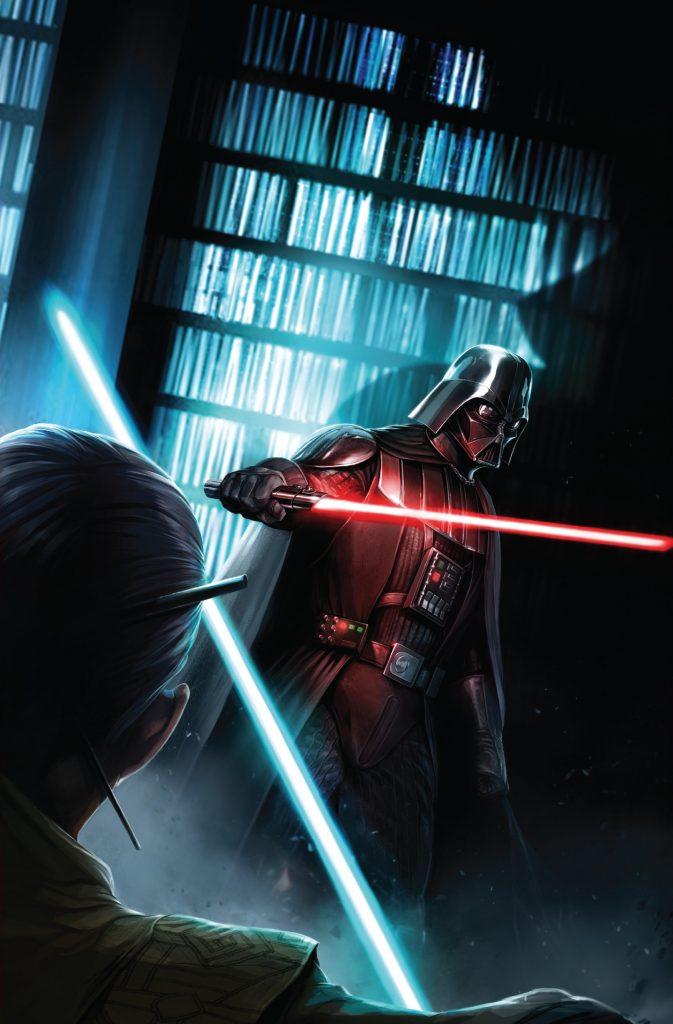 Darth Vader (2017) 9 cover