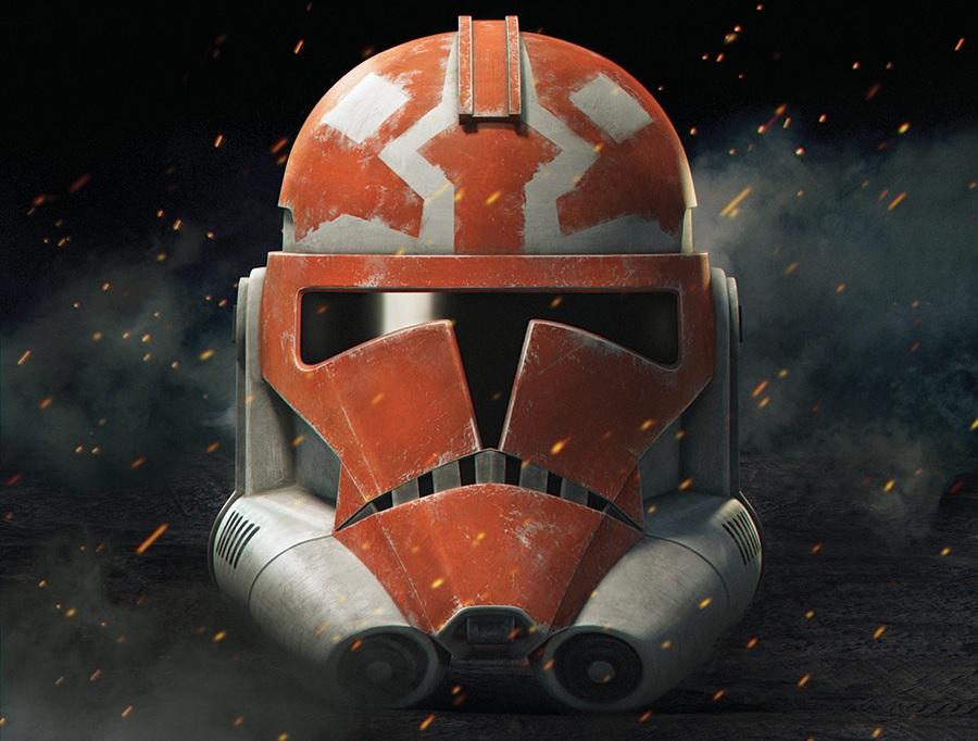 Clone Wars Saved evidenza