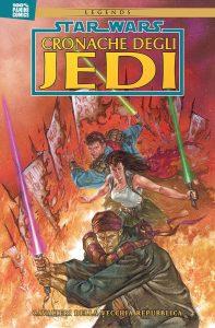 Cronache degli Jedi 3: Cavalieri della Vecchia Repubblica Panini