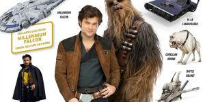 Solo The Official Guide evidenza