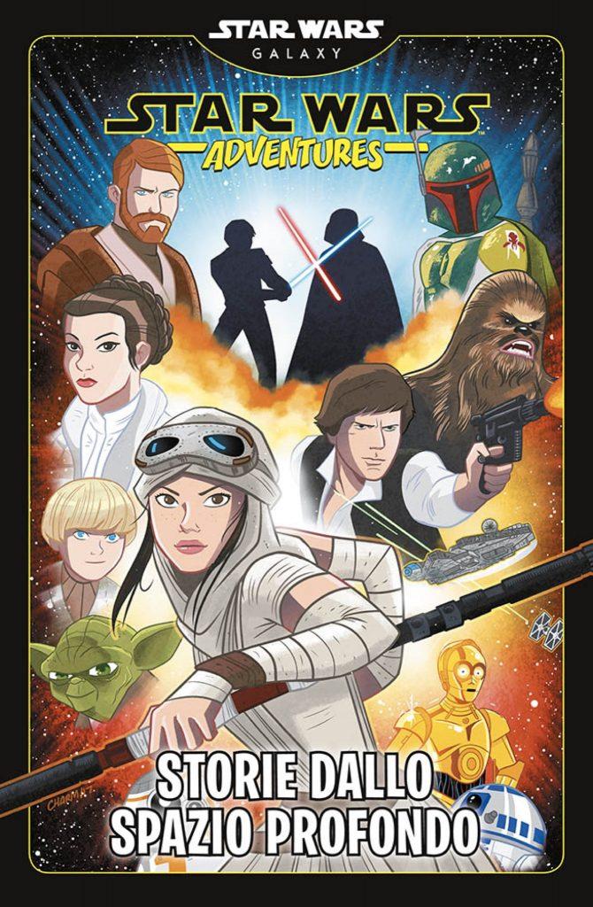 Star Wars Adventures Storie dallo Spazio Profondo Panini