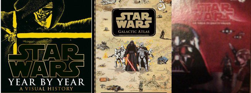 Guide Giunti Star Wars e Darth Vader Mondadori in Anteprima 324