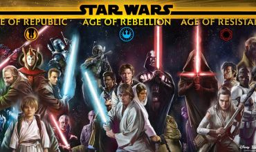 Marvel svela una prima immagine per Age of Star Wars!
