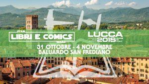 Star Wars Libri & Comics Lucca
