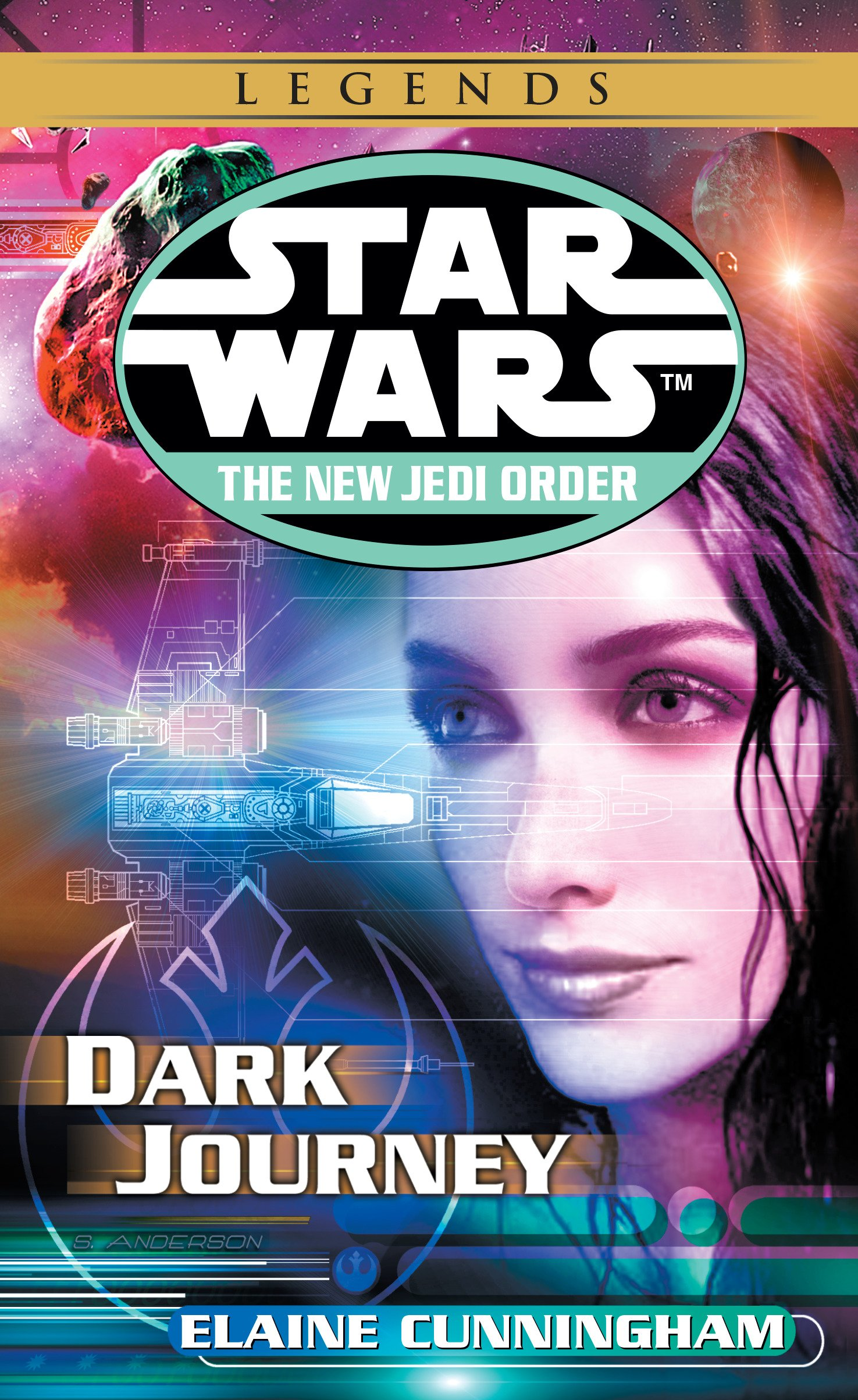 NJO Dark Journey cover