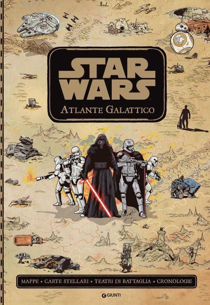 Atlante Galattico Giunti cover