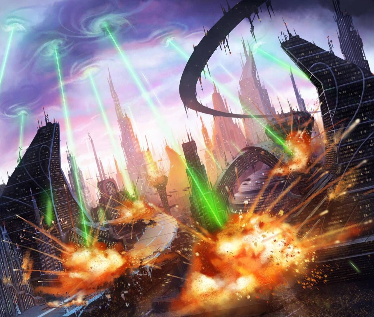 Bombardamento Orbitale Age of Rebellion