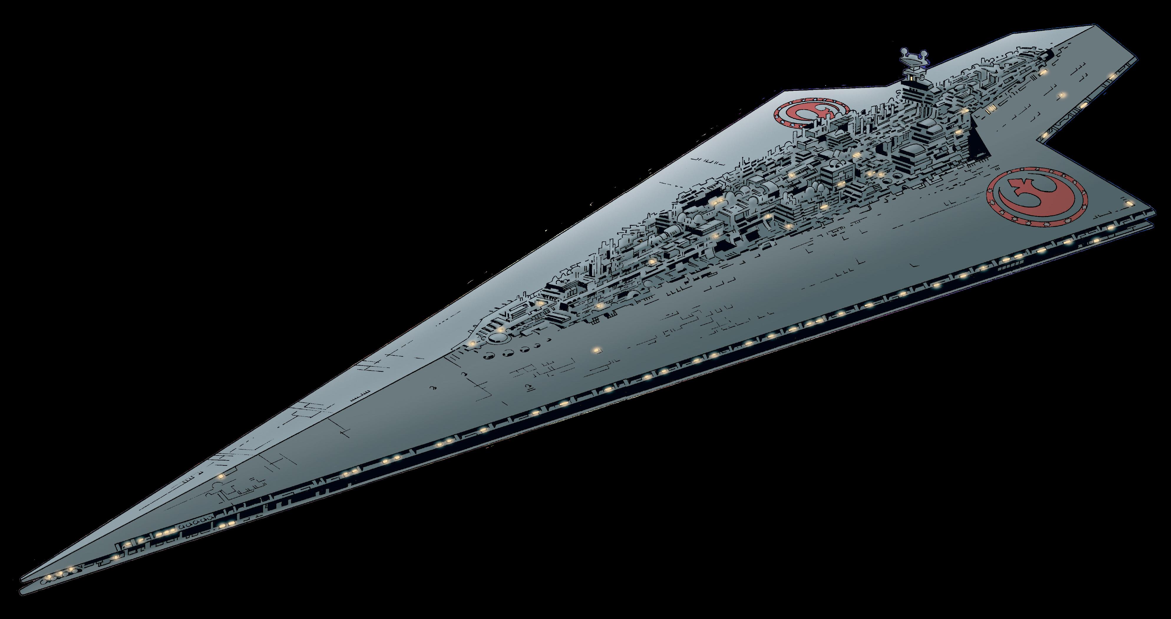 Lusankya Star Destroyer