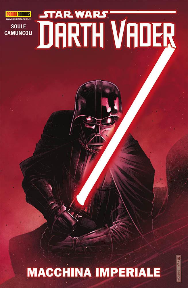 Darth Vader Vol. 1 - Macchina imperiale - Copertina