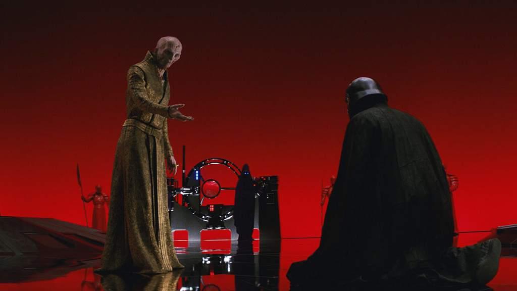 Snoke Gli Ultimi Jedi