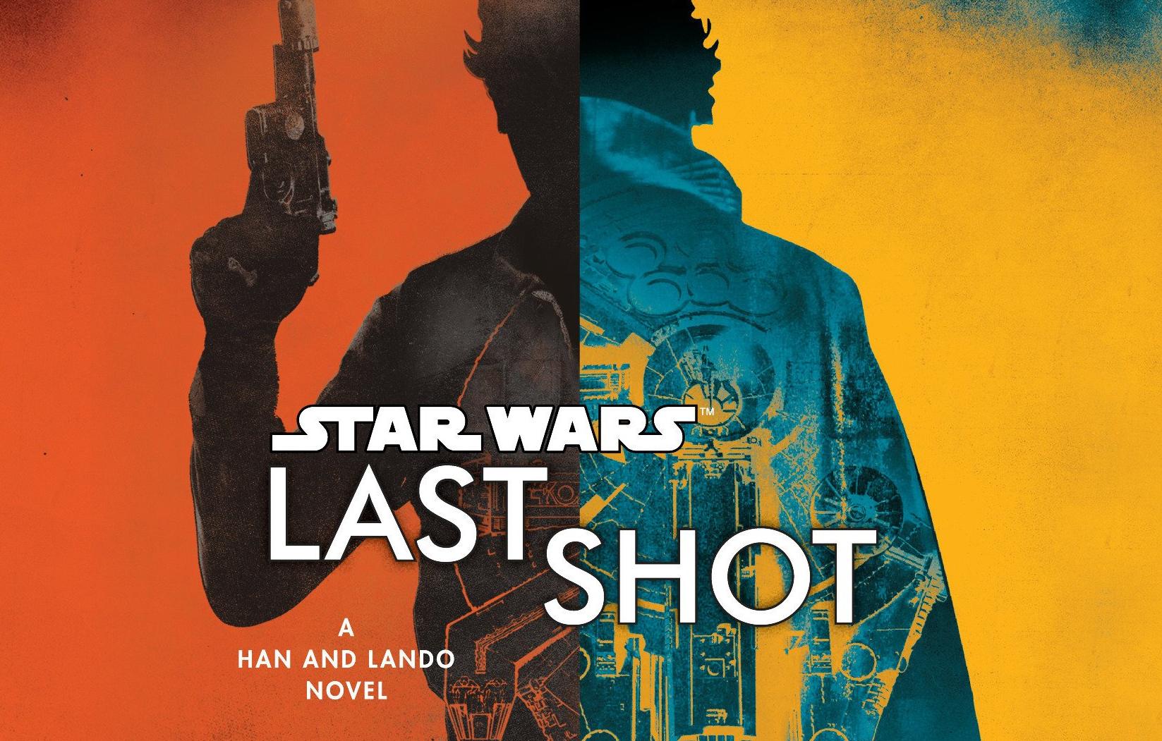 Star Wars Mondadori Last Shot evidenza