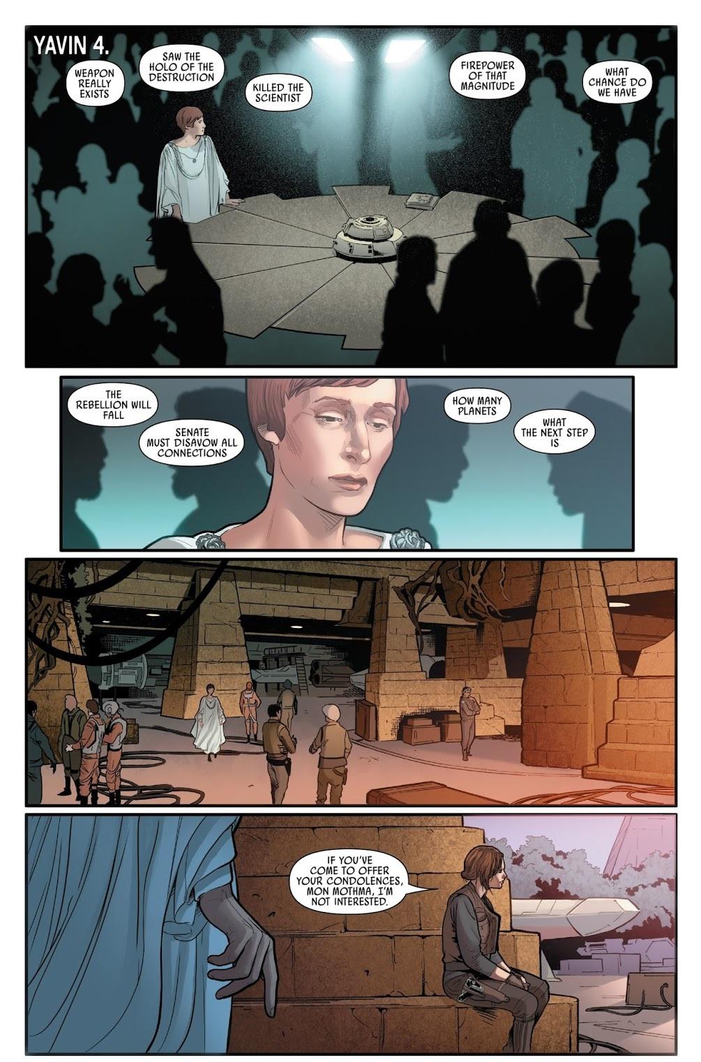 Rogue One Panini Comics 4