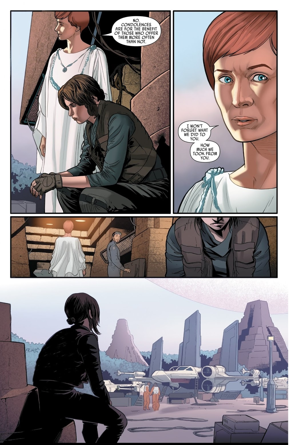 Rogue One Panini Comics 1