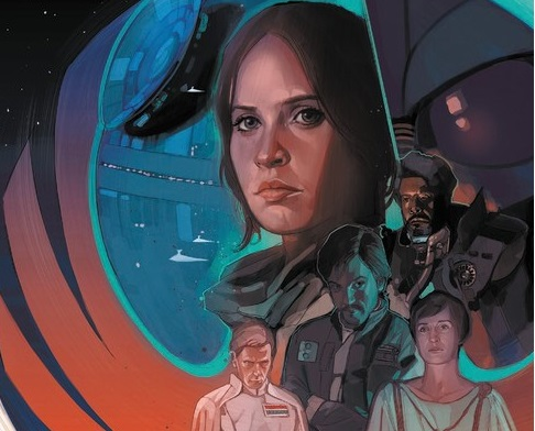 Rogue One Cover In Evidenza