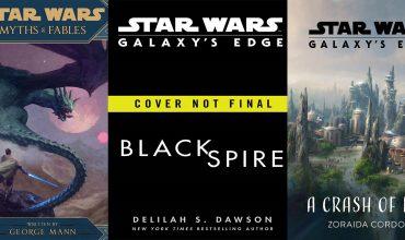 Star Wars Galaxy's Edge: annunciati libri e fumetti tie-in!