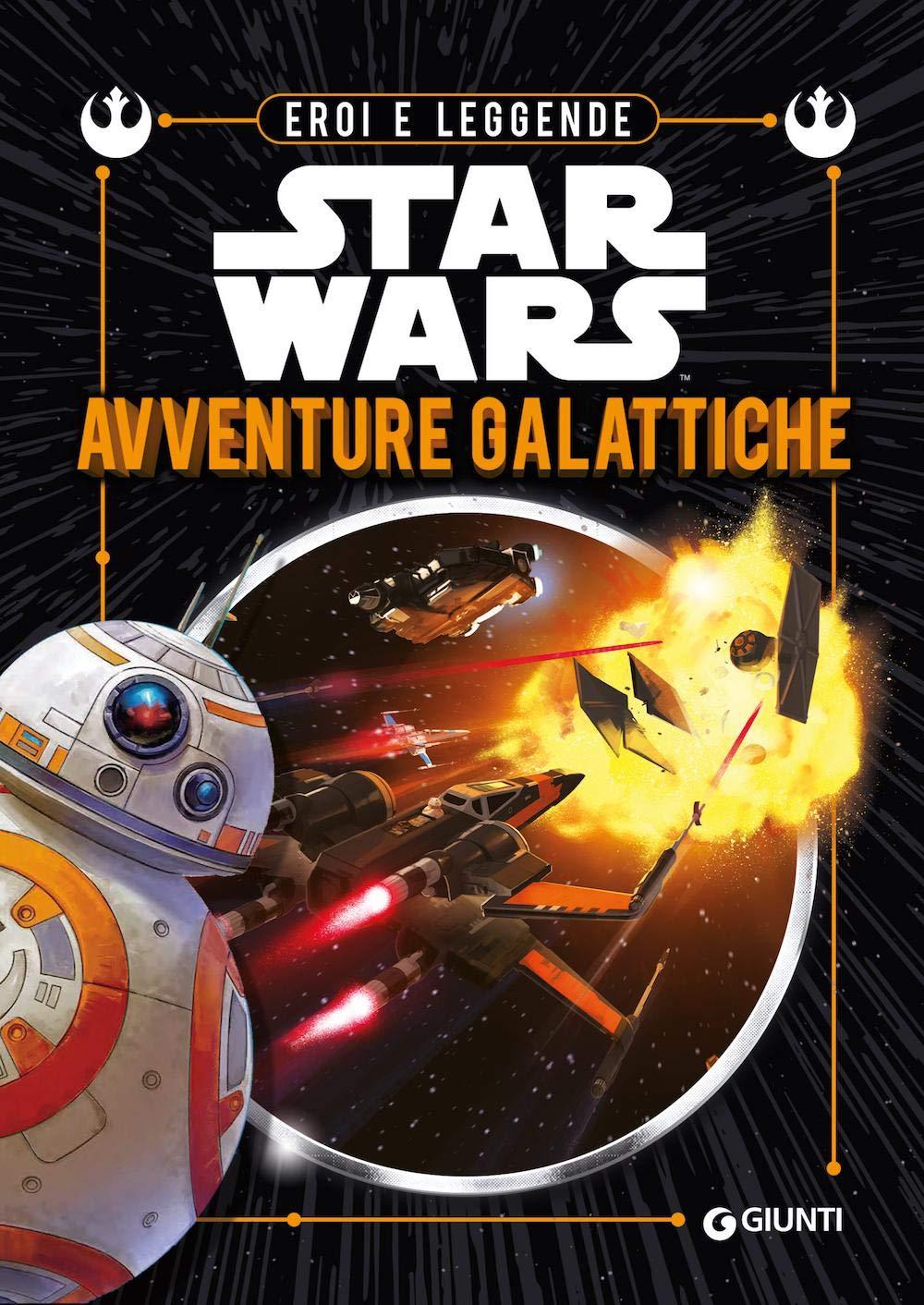 Avventure Galattiche Eroi e Leggende cover