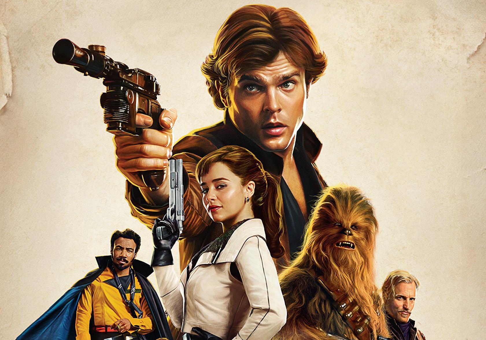 mondadori star wars Solo novel evidenza