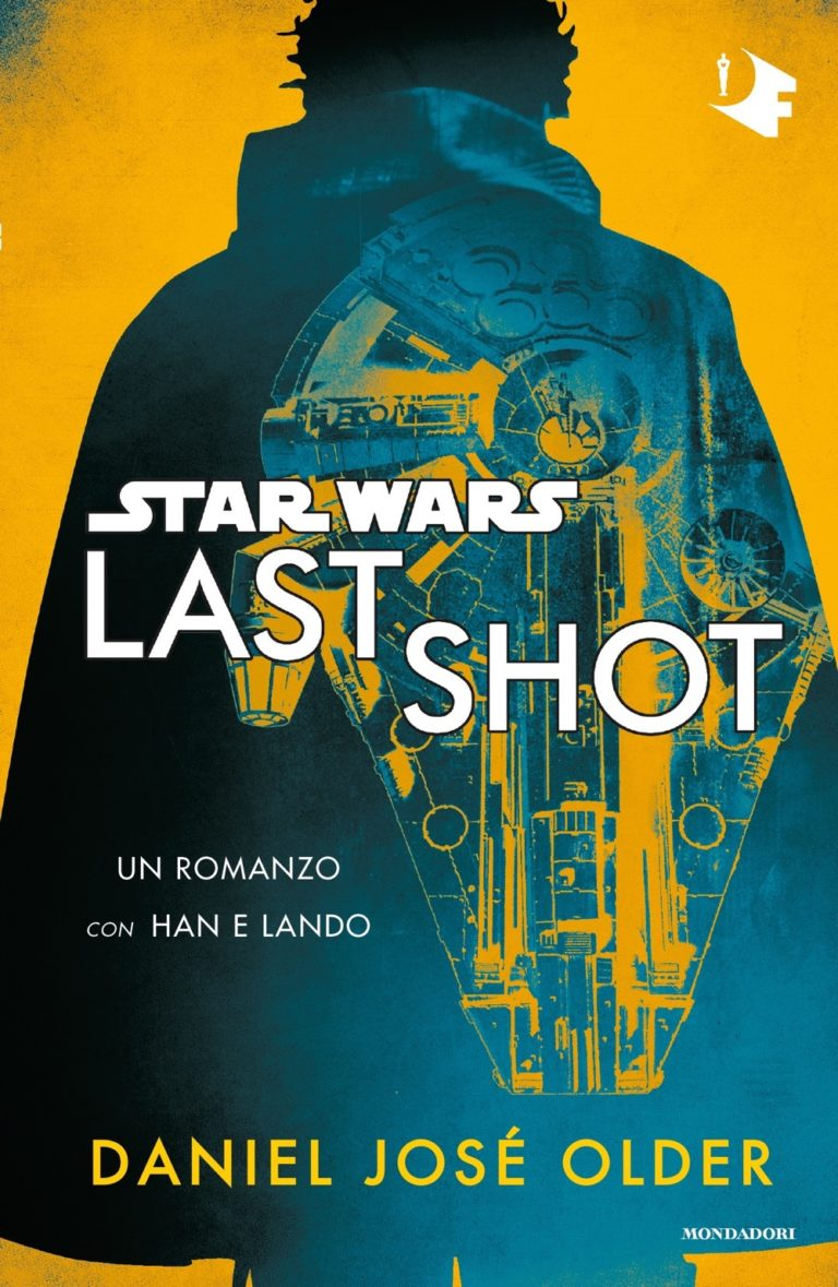 daniel josé older mondadori star wars last shot ita cover