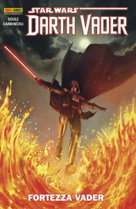 Darth Vader Fortezza Vader cover Panini