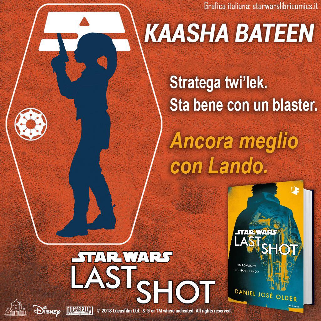 Last Shot Kaasha
