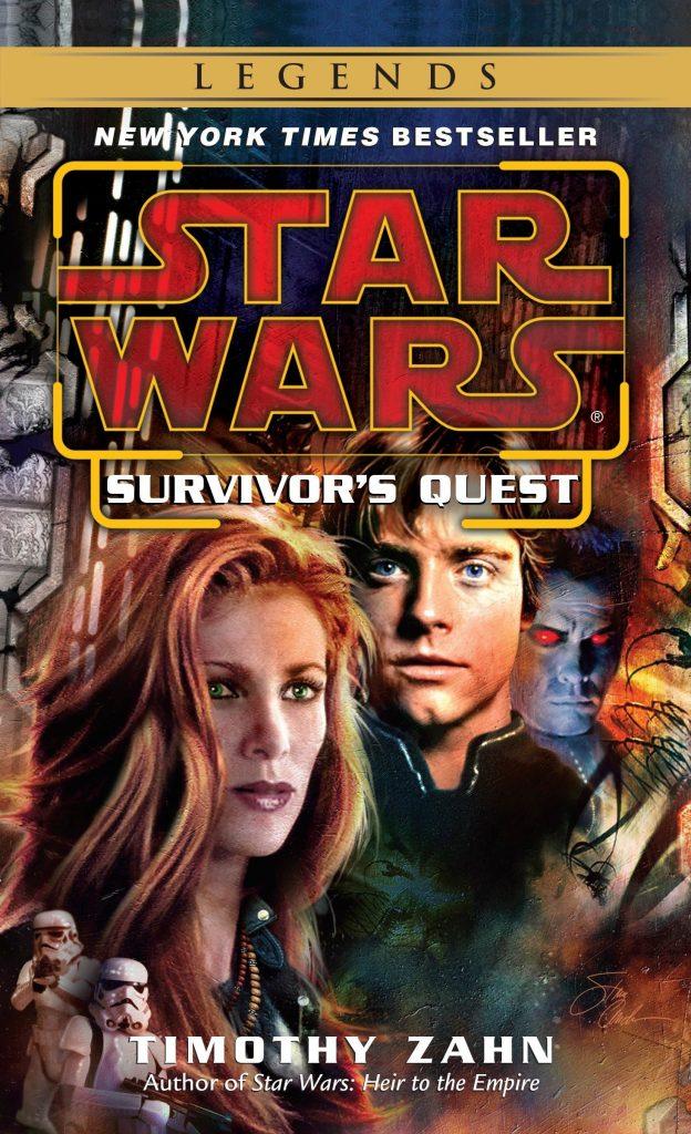 Survivor's Quest cover