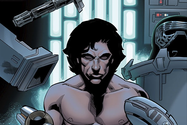 Age of Resistance Kylo evidenza