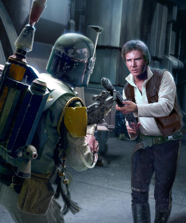 Boba Fett Han Solo The Essential Reader's Companion