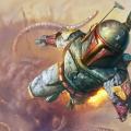 Boba Fett Sarlacc Imperial Assault