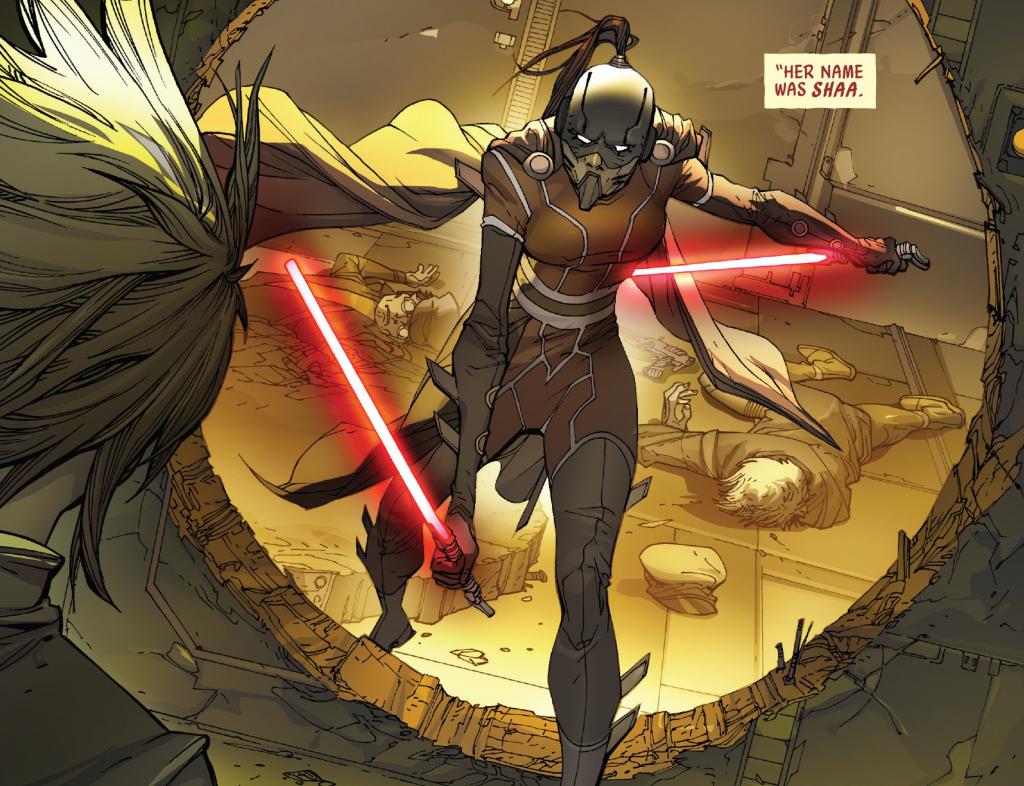 Lady Shaa Sith