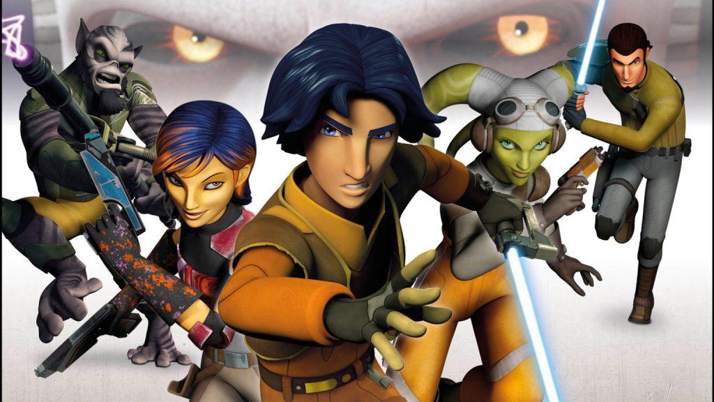 Star Wars Rebels Spectres