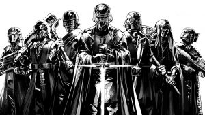 The Rise of Kylo Ren Cover