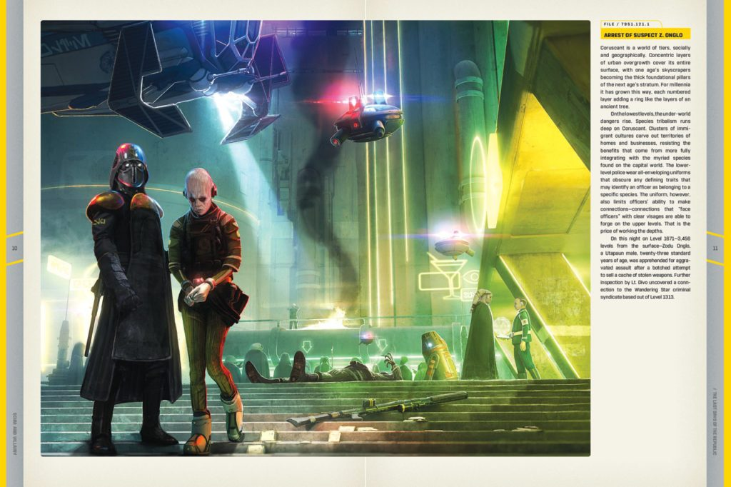 Scum and Villainy: Case Files on the Galaxy's Most Notorious Age of Republic