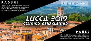 SW Libri & Comics Lucca 2019