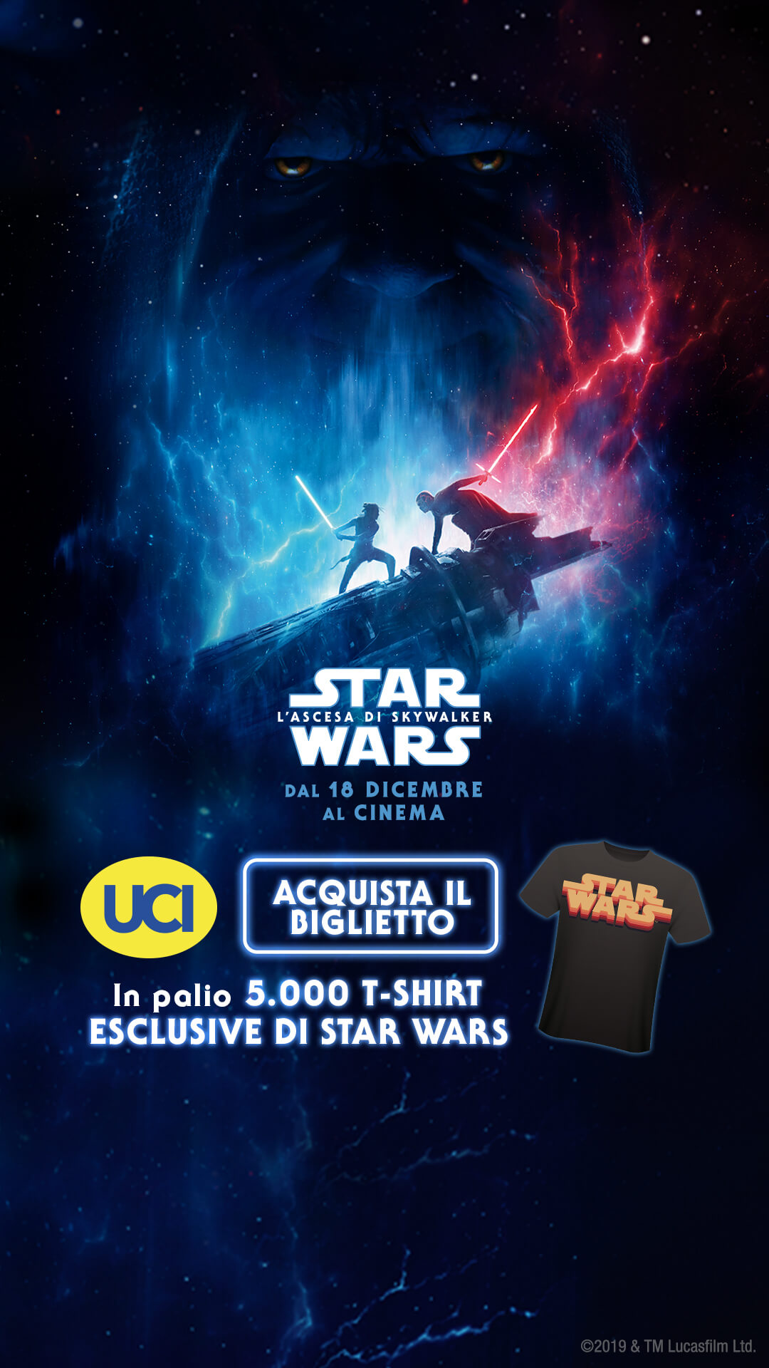 Star Wars Uci