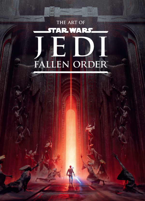 The Art of Star Wars Jedi Fallen Order Cover