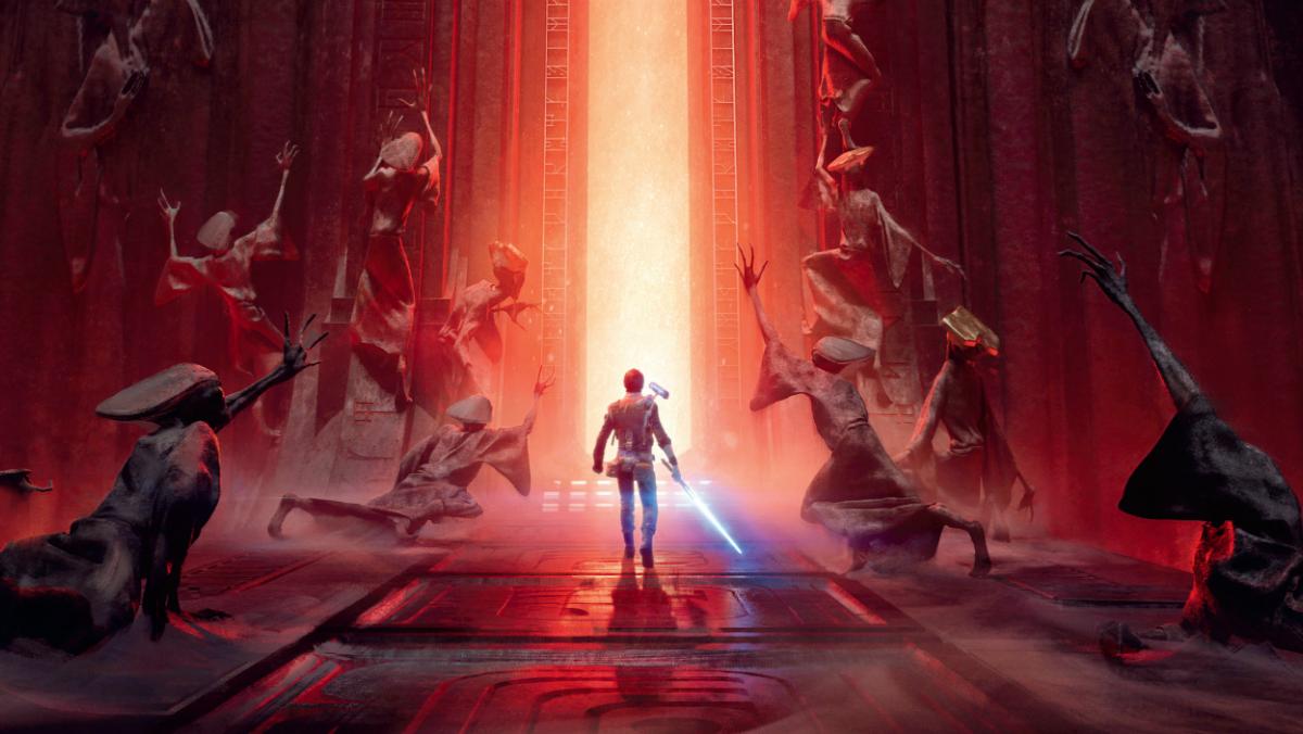 Risultati immagini per star wars fallen order