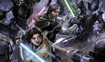 Svelate cover e sinossi di The Rise of Kylo Ren #2!