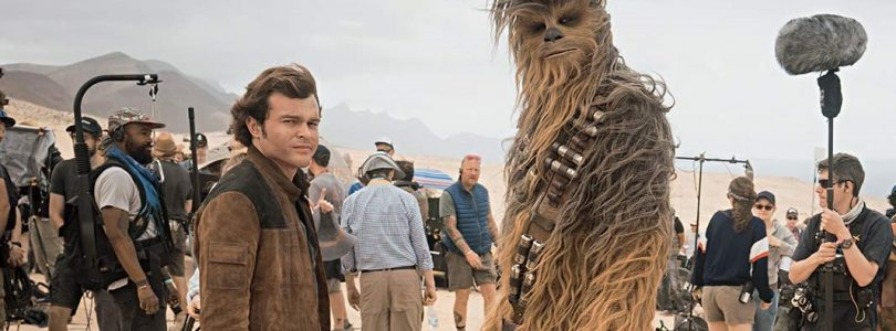 Making of Solo A Star Wars Story evidenza