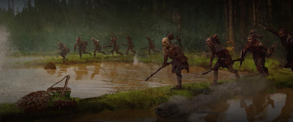Mandalorian Klatooinian Raiders