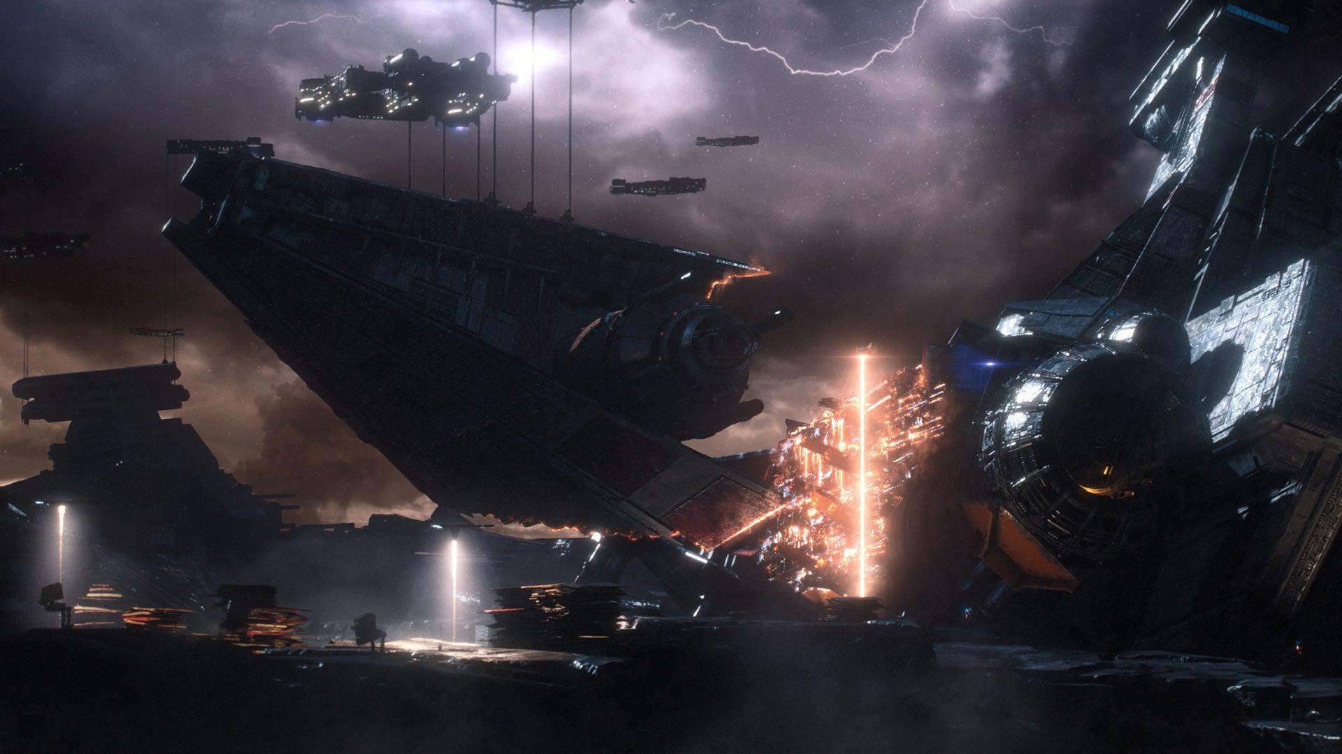 Bracca Jedi Fallen Order