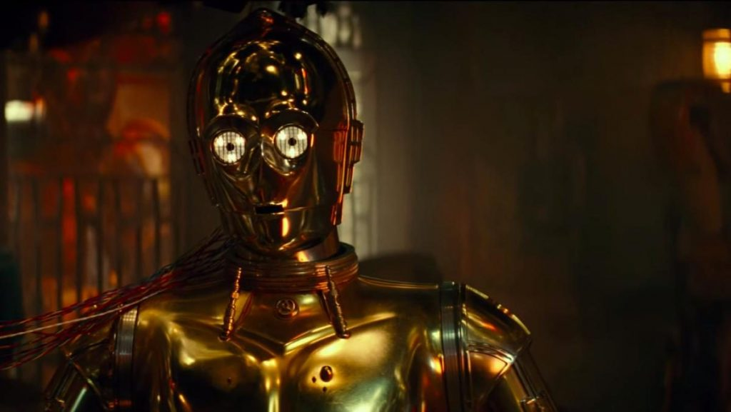 ascesa di skywalker 3PO Droide da Battaglia