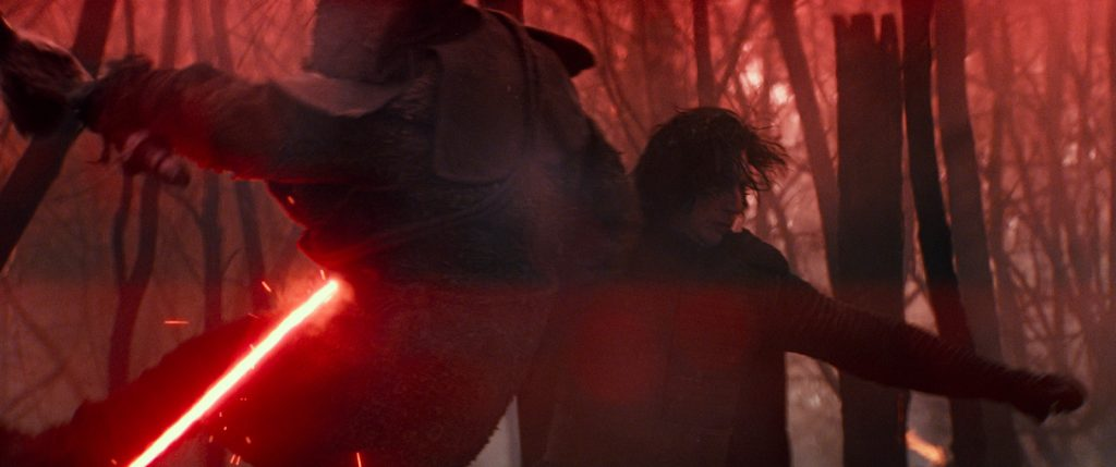Kylo Ren Mustafar Ascesa di Skywalker