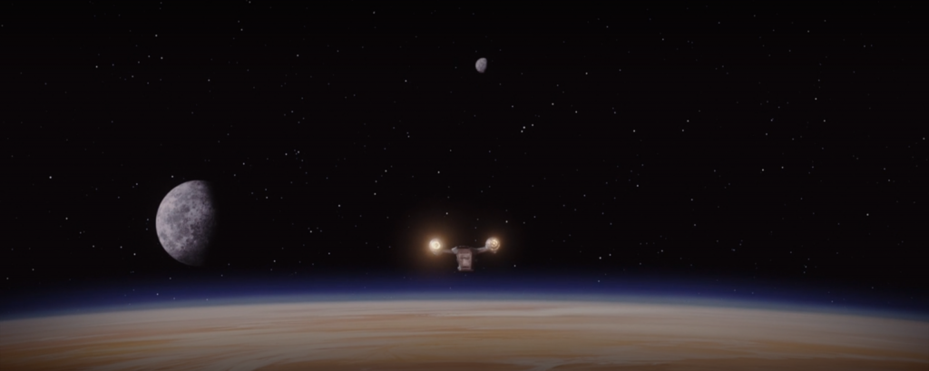 Tatooine Razor Crest Mandalorian