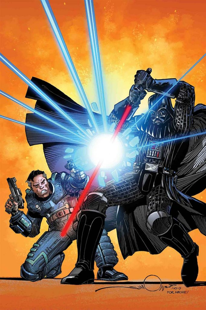 star wars panini comics