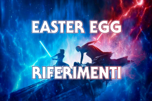 L'L'Ascesa di Skywalker easter egg