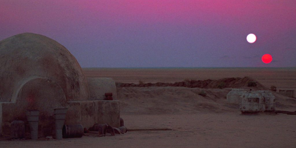 ascesa di skywalker Tatooine Una Nuova Speranza