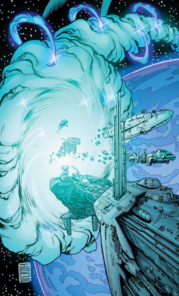 ascesa di skywalker Tempesta di Forza Imperial Handbook