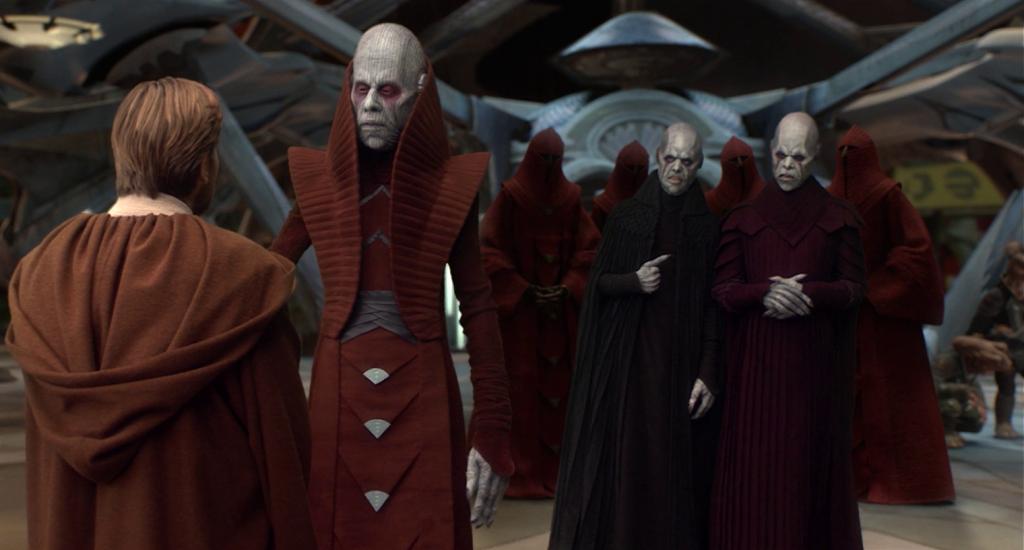 Tion Medon Obi-Wan La Vendetta dei Sith